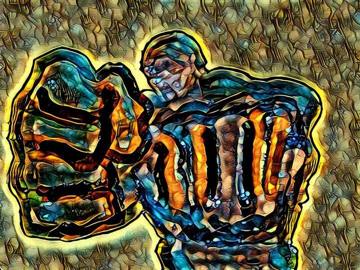 Crush MMA - Artworkglaumerate etc