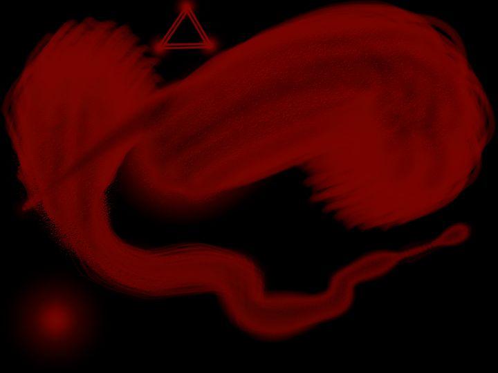Red Shrine - Artworkglaumerate etc