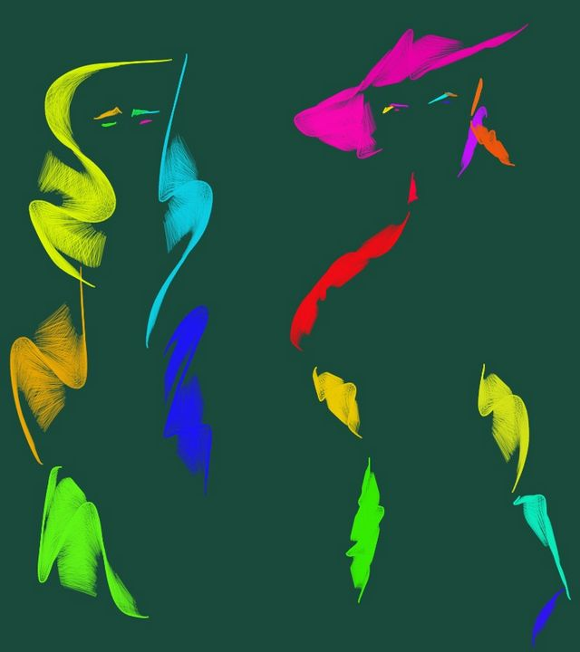 Glam - Artworkglaumerate etc
