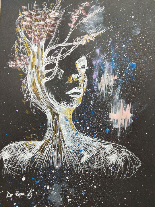 Mighty woman - Mystic_camerashy