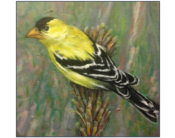 Golden Finch - Keith Murray