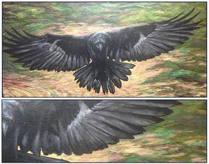 Raven Descending