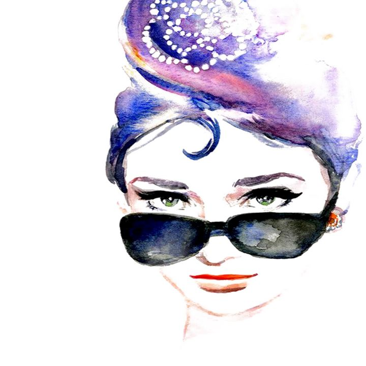 Audrey Hepburn - Treasure Hustlers