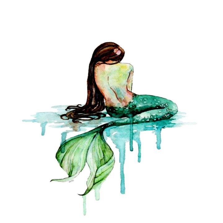 Mermaid Under the Sea - Treasure Hustlers