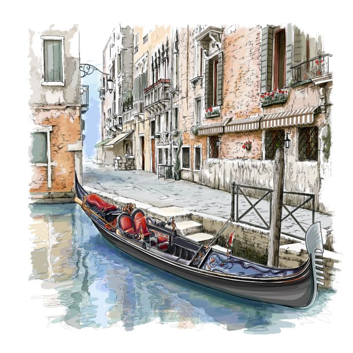 The Town of Venice - Treasure Hustlers