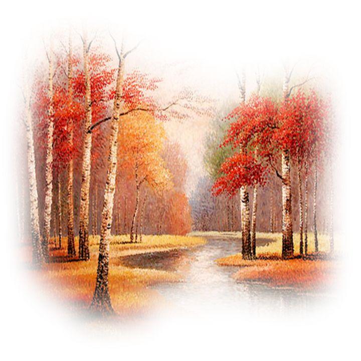 Autumn Forest Fall Nature - Treasure Hustlers