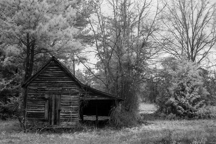 Lonesome Barn - WRGresham Photography