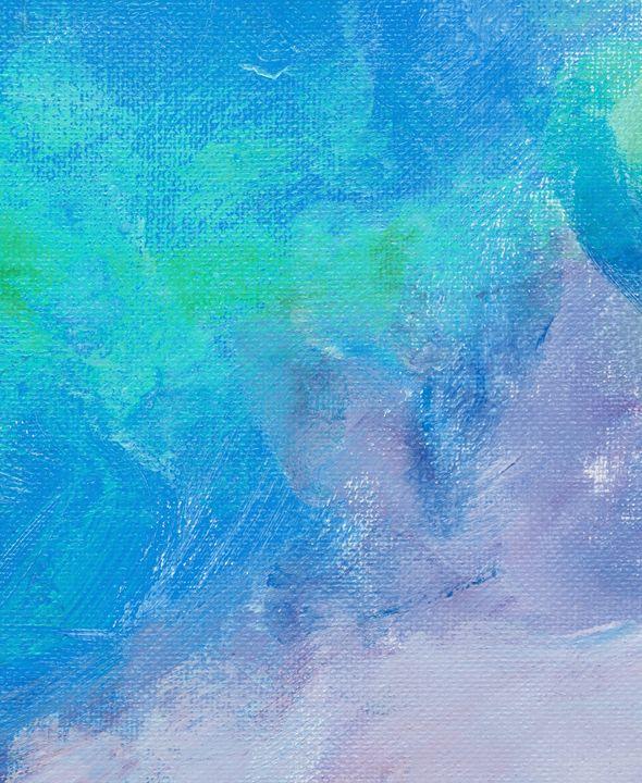 Accurate Blue - L. J. Smith Fine Art