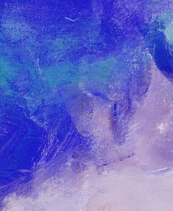 Accurate Midnight Blue - L. J. Smith Fine Art