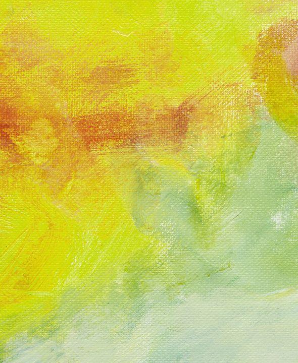 Accurate Yellow - L. J. Smith Fine Art