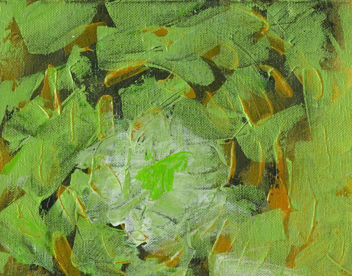 Fire Green - L. J. Smith Fine Art