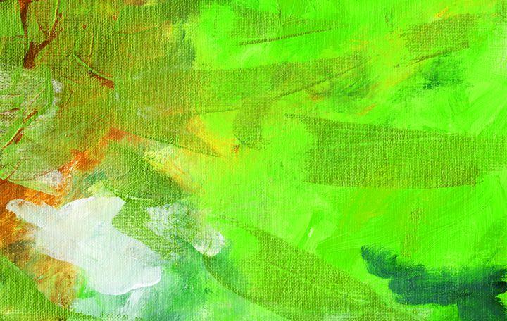 IMPACT Green - L. J. Smith Fine Art