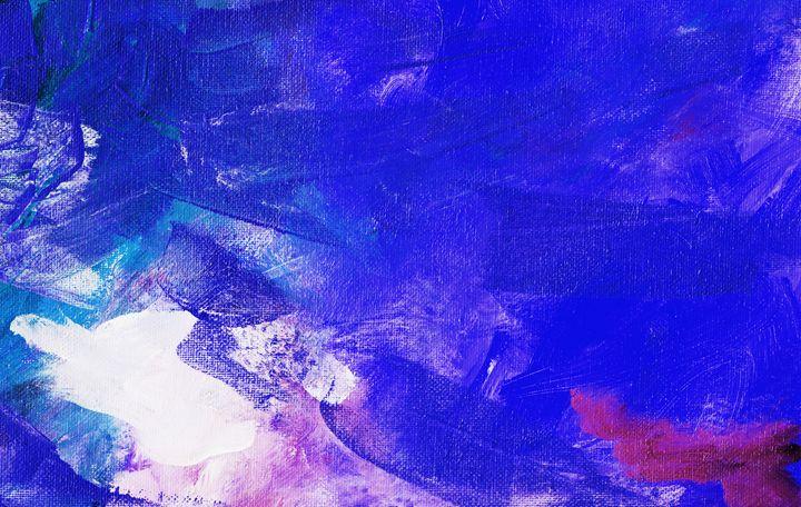 IMPACT Midnight Blue - L. J. Smith Fine Art