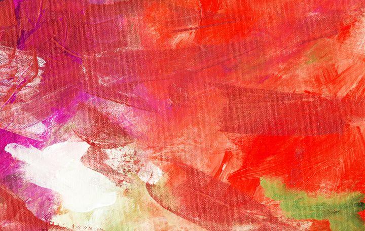 IMPACT Red - L. J. Smith Fine Art