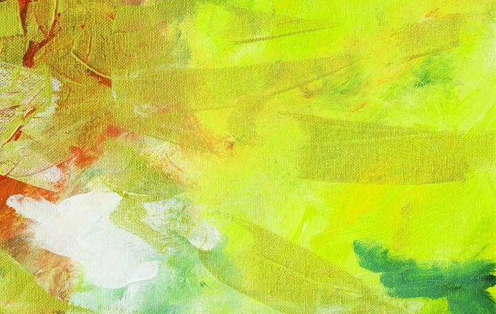 IMPACT Yellow - L. J. Smith Fine Art