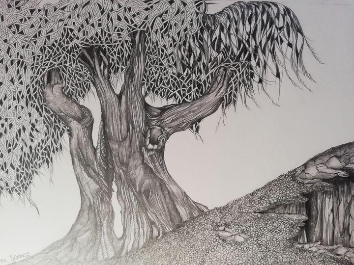 Tree 2 deep roots - East of London