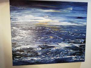 Wild Blue Sea