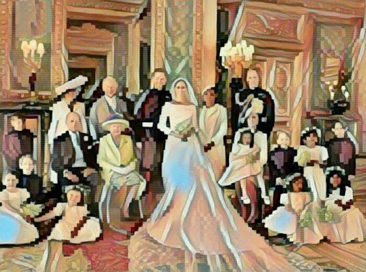 Royal Wedding - Olufolahan Akintola