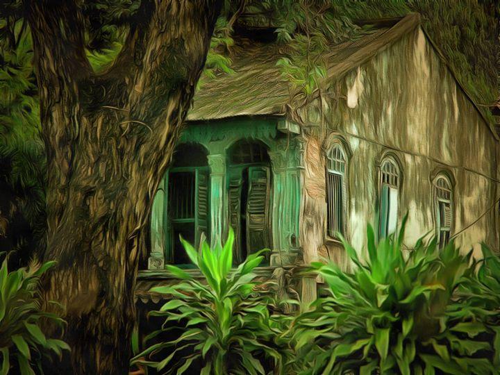 An haunted house? - Chandra