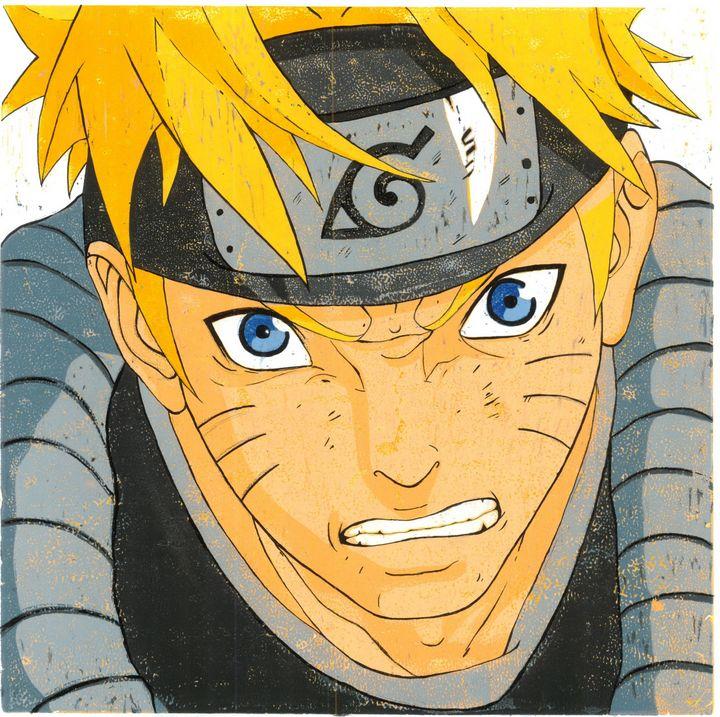 Naruto uzumaki - illustrationwala_