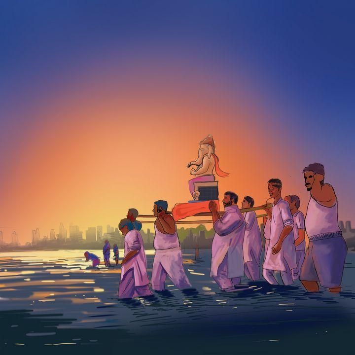bappa - illustrationwala_