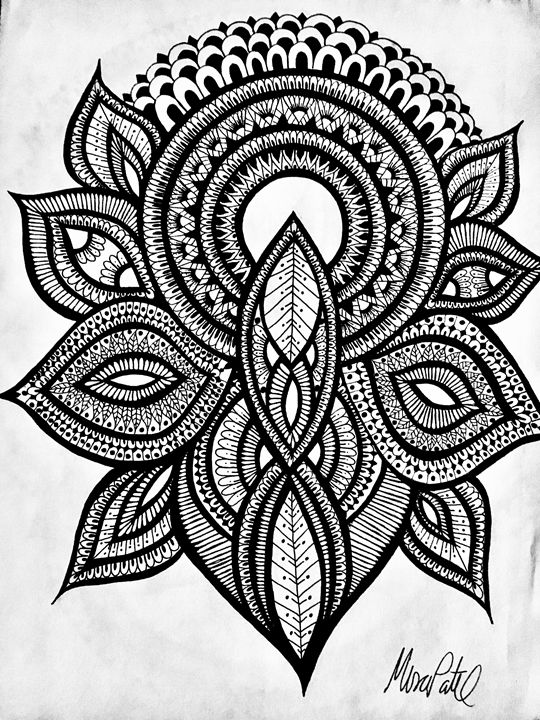 Fusion Henna - Mira Patel Art