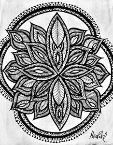Henna Structure