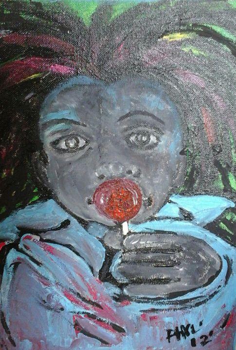 Indigo Child - phyll4art