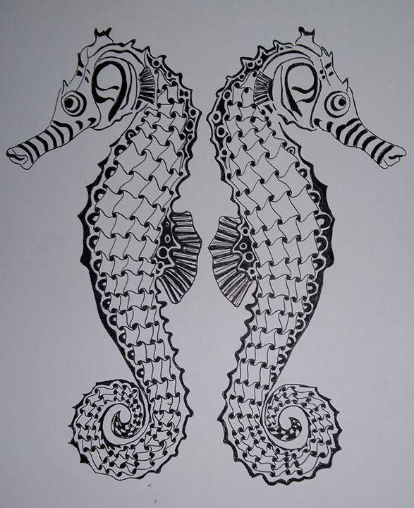 Hyppocampus - Inky boubi