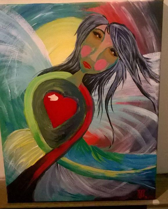 Angel Heart - Terry's Artarama
