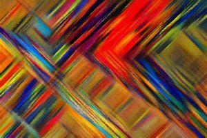 0162 - Diagonal Crayons