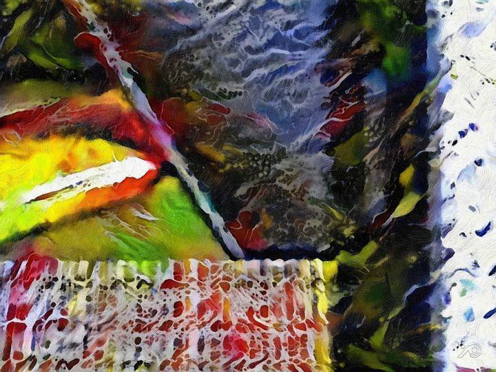 0164 - Acid Paint - Johan Van Barel