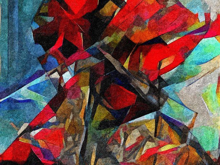 0220 - Blazing Pyramid - Johan Van Barel