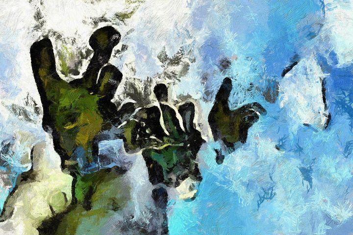 0038 - Reaching The Sky - Johan Van Barel