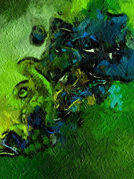 0056 - Eyes Of The Jungle - Johan Van Barel