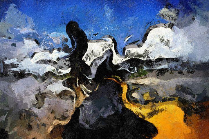 0059 - Leaving The Path - Johan Van Barel