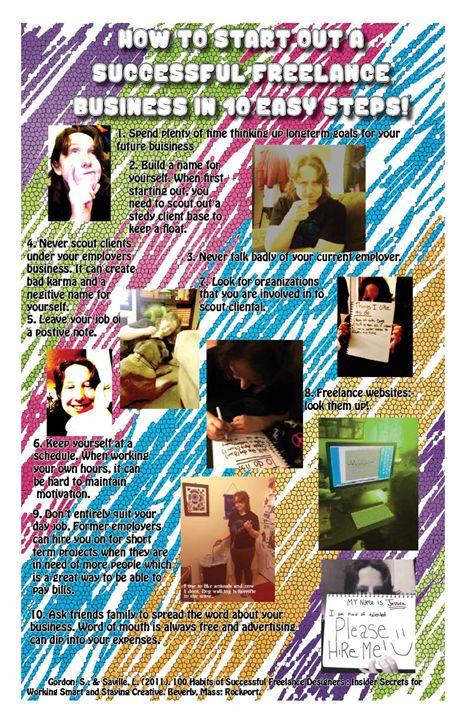 Freelance Motivational poster - NeuroticalSelf