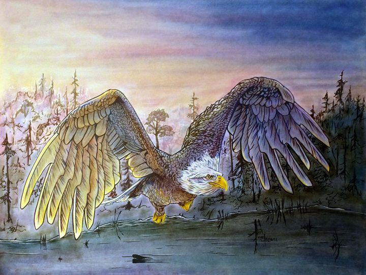 Eagle - Knyghtshade