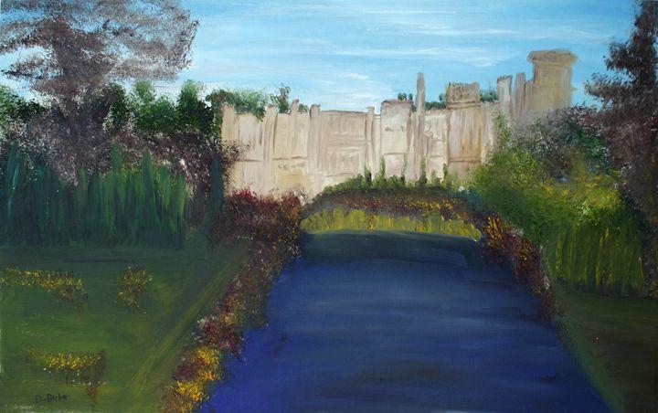 The Castle - Barbar Artist