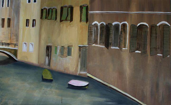 Venice - Barbar Artist