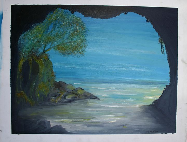 The Cave - Barbar Artist