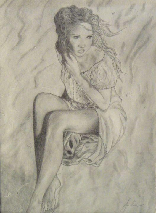 Ocean Breeze - Irina Fleming