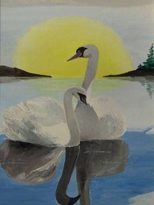 Loving Swan - Irina Fleming