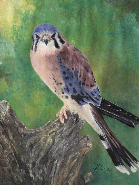 Spring Bird - Irina Fleming