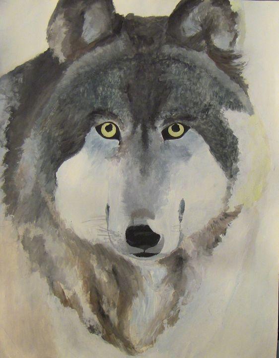 Wolf - Irina Fleming