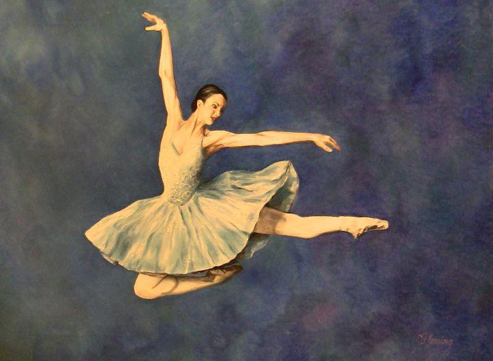 Ballerina - Irina Fleming