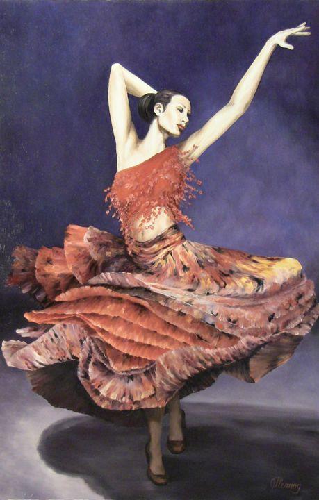 Spanish Gypsy - Irina Fleming
