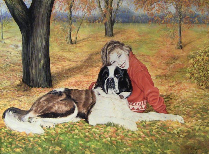Friends - Irina Fleming