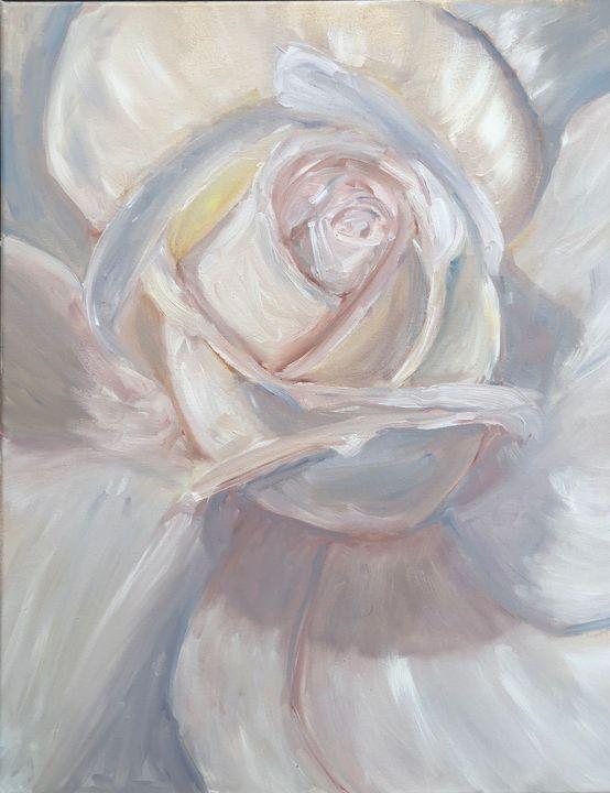 A new day - M. Hale art