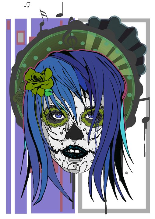Mexican day of the dead - LEO